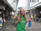 Being a tourist after volunteering in Ecuador