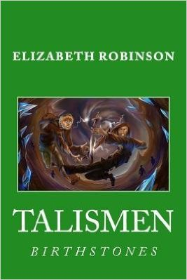 talismen cover from amazon